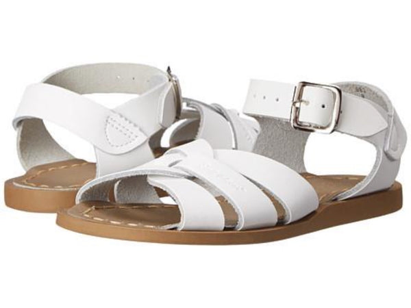 Salt Water Original Sandal in White | Sweet Threads