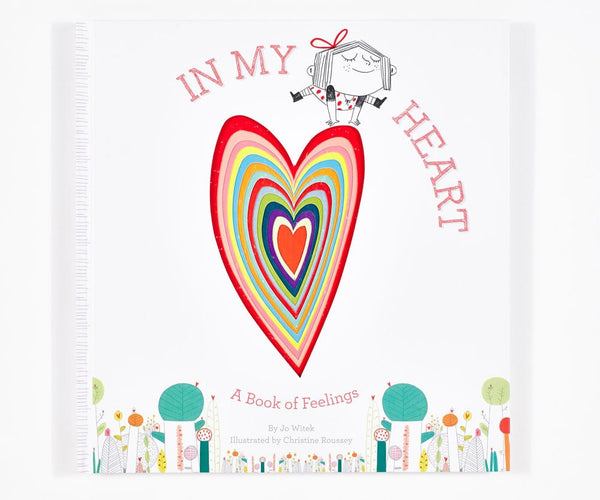 In My Heart: A Book Of Feelings| Sweet Threads