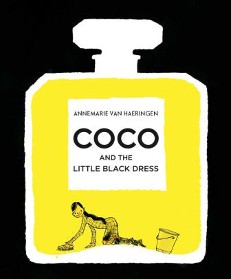 Coco and the Little Black Dress  | Sweet Threads