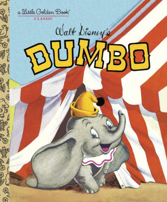 Little Golden Book: Dumbo | Sweet Threads