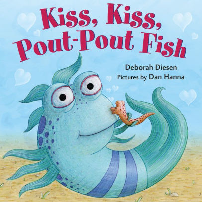 Kiss, Kiss Pout- Pout Fish | Sweet Threads