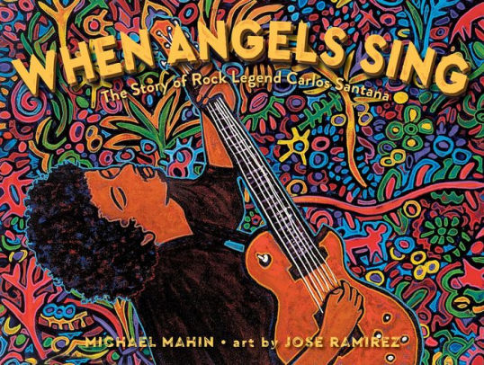 When Angels Sing: The Story of Rock Legend Carlos Santana | Sweet Threads