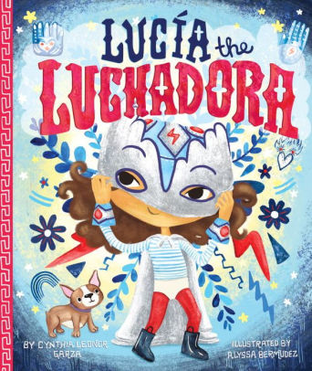 Lucia the Luchadora | Sweet Threads