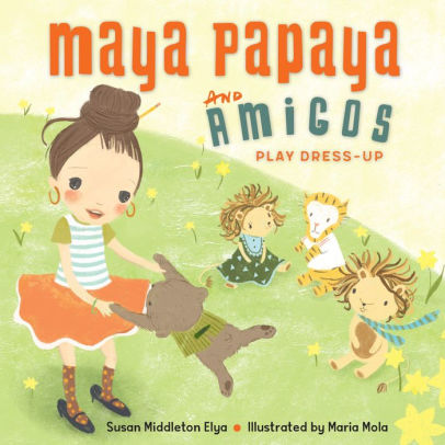 Maya Papaya and her Amigos | Sweet Threads