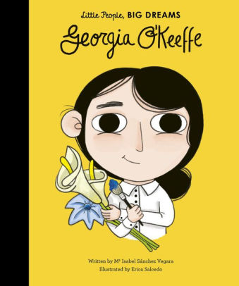 Georgia O'Keeffe Little People, Big Dream | Sweet Threads