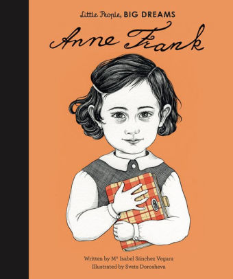 Anne Frank Little People, Big Dream | Sweet Threads