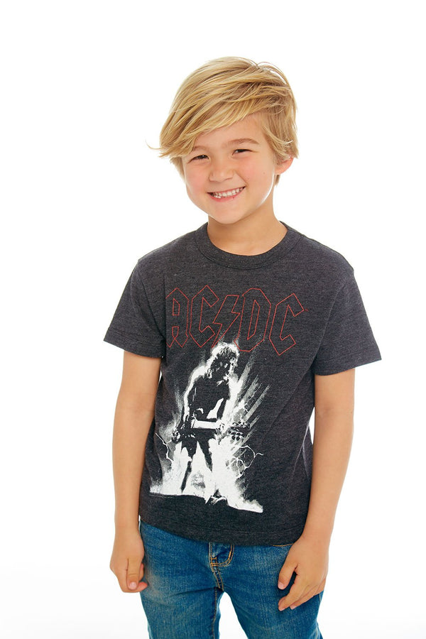 Chaser Boys ACDC Ballbreaker Tee in Black | Sweet Threads