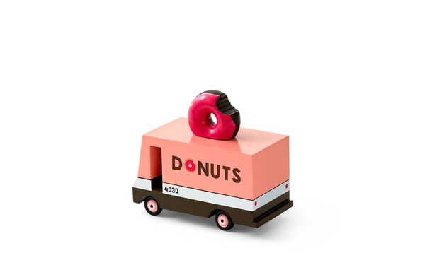 Candylab Toys Donut Van | Sweet Threads