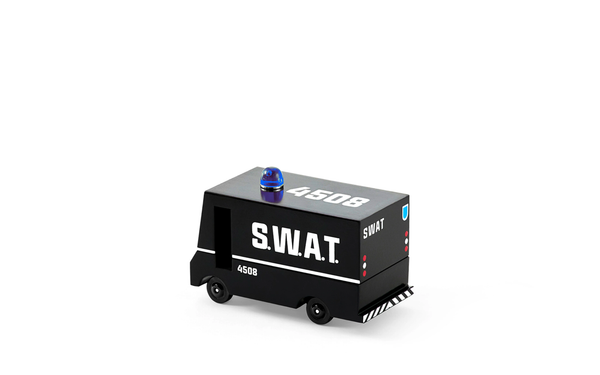 Candylab Toys SWAT Van | Sweet Threads