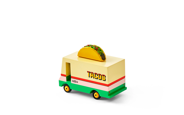 Candylab Toys Taco Van | Sweet Threads