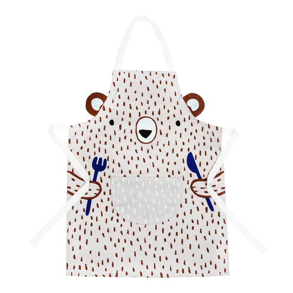 Sass and Belle Bear Camp Kids Apron | Sweet Threads