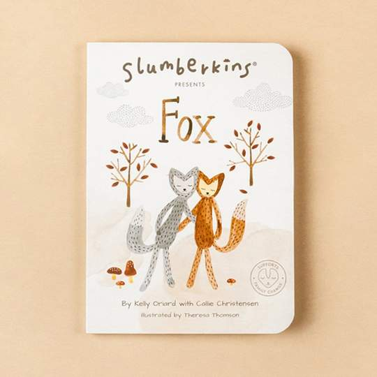 Slumberkins Fox Snuggler - Family Change Collection