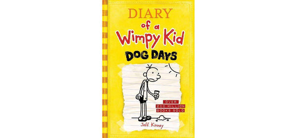 Diary of a Wimpy Kid Dog Days | Sweet Threads