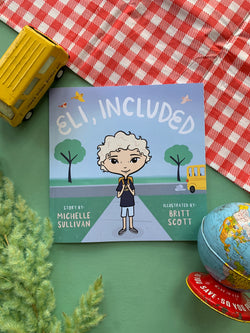Eli, Included Book by Michelle Sullivan | Sweet Threads