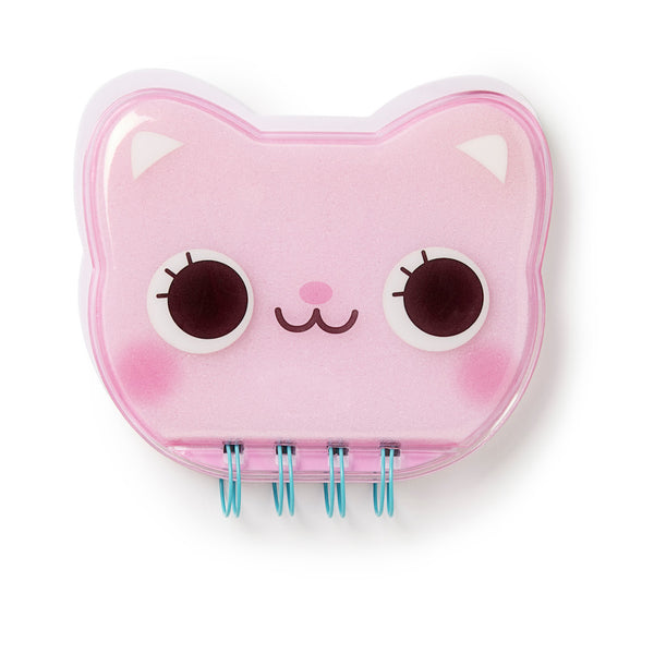 Pango Jelly Notebook A6 (Pocket size) - Cat