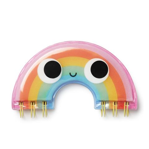 Pango Jelly Notebook A6 (Pocket size) - Rainbow