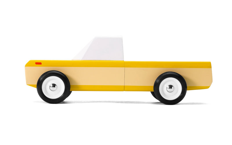 Candylab Toys Longhorn Truck in Orange | Sweet Threads
