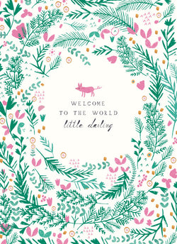 Mr Boddington LULLABY FOR BABY | Sweet Threads