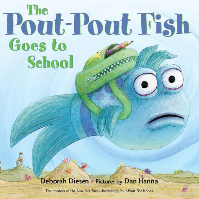 The Pout Pout Fish Goes to School | Sweet Threads