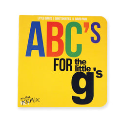 Little Giants- ABC's For the Little G's (THE REMIX) | Sweet Threads