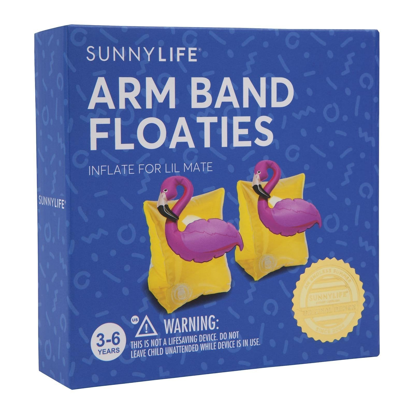 Sunnylife Flamingo Float Bands | Sweet Threads