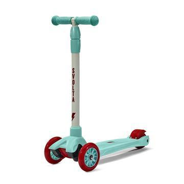 SVOLTA Mega 3-Wheel Kick Scooter in Red