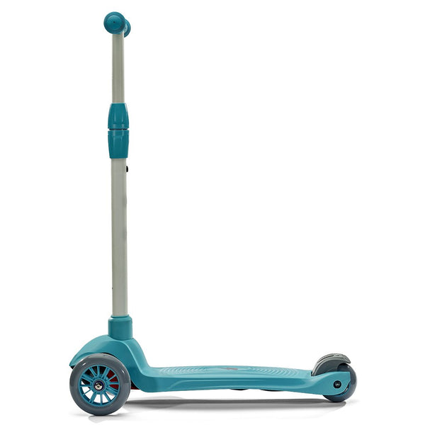 SVOLTA Mega 3-Wheel Kick Scooter in Teal
