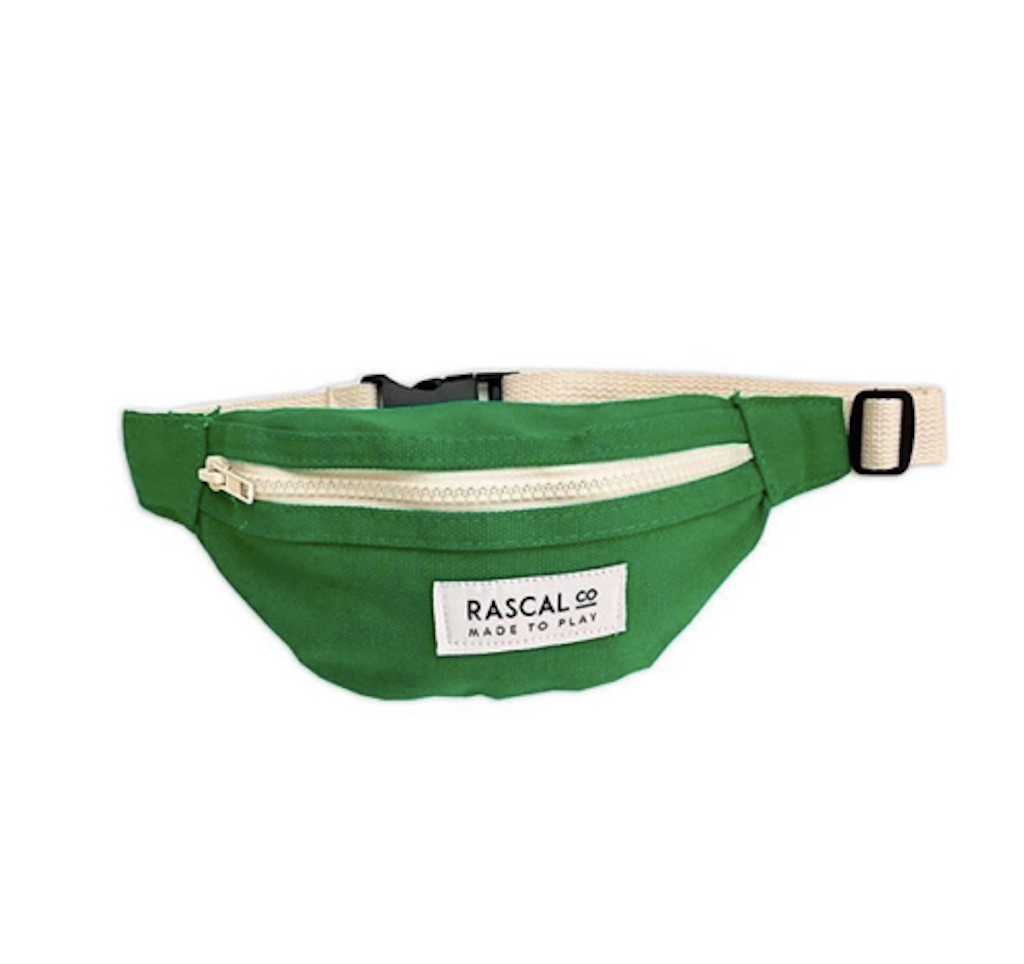 Rascal Co Snack Pack in Green
