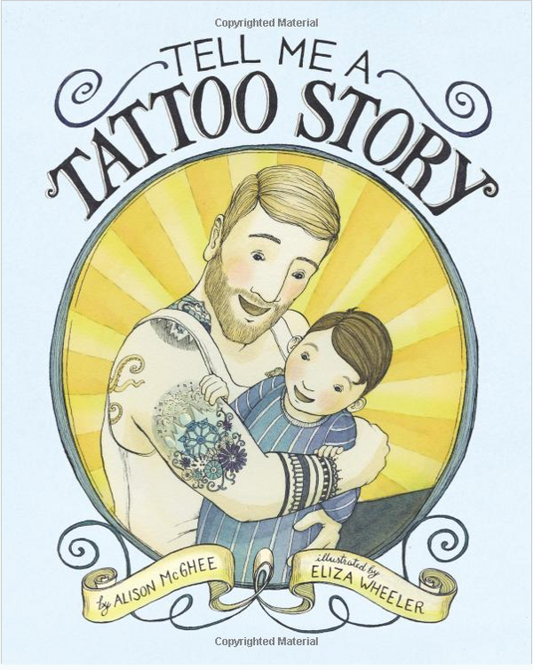 Tell Me a Tattoo Story Book | Sweet Threads
