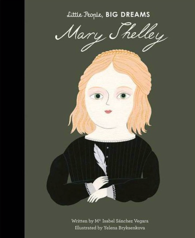 Little People, Big Dream: Mary Shelley | Sweet Threads