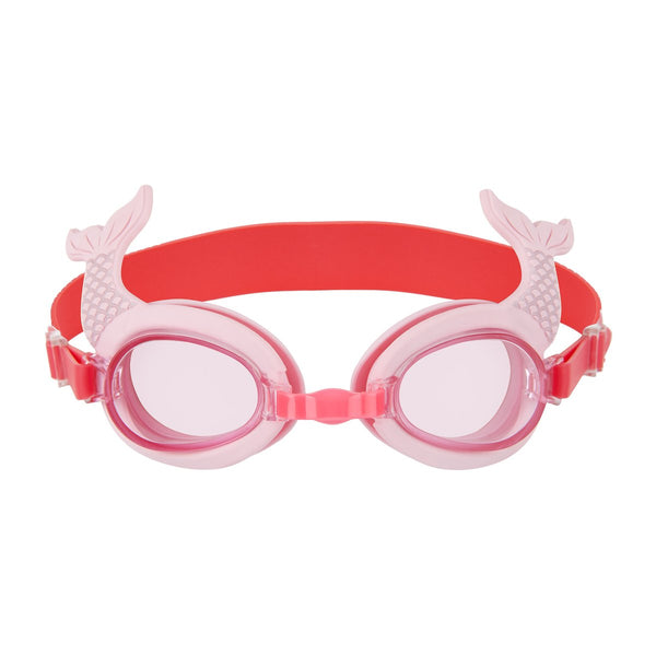 Sunnylife Mermaid Shaped Swimming Goggles