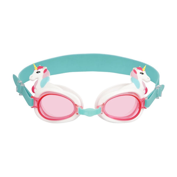 Sunnylife Unicorn Shaped Swimming Goggles