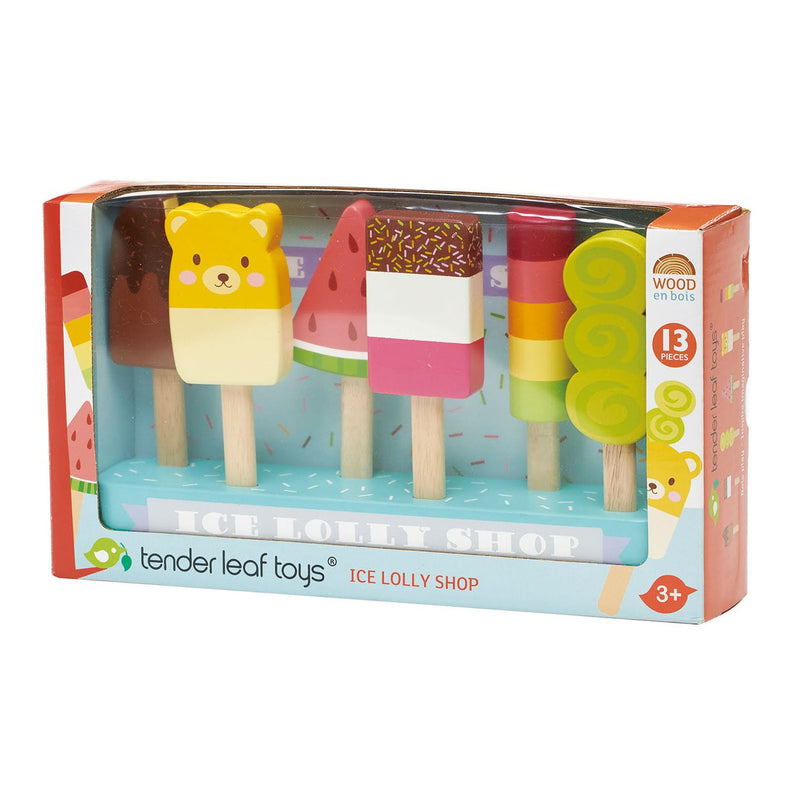 Tender Leaf Toys Ice Lolly Shop | Sweet Threads