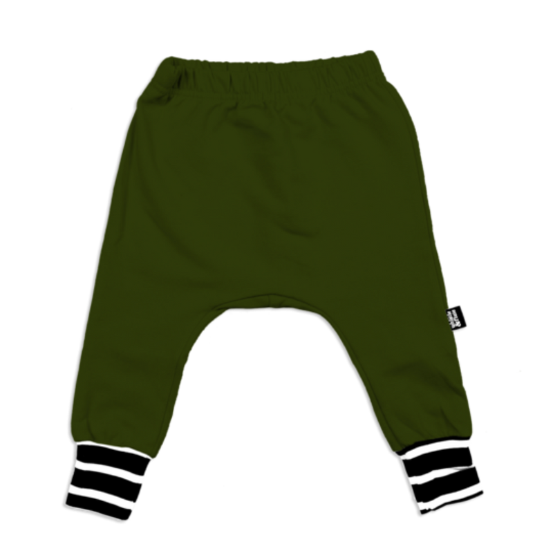 Whistle & Flute Bamboo Joggers in Olive