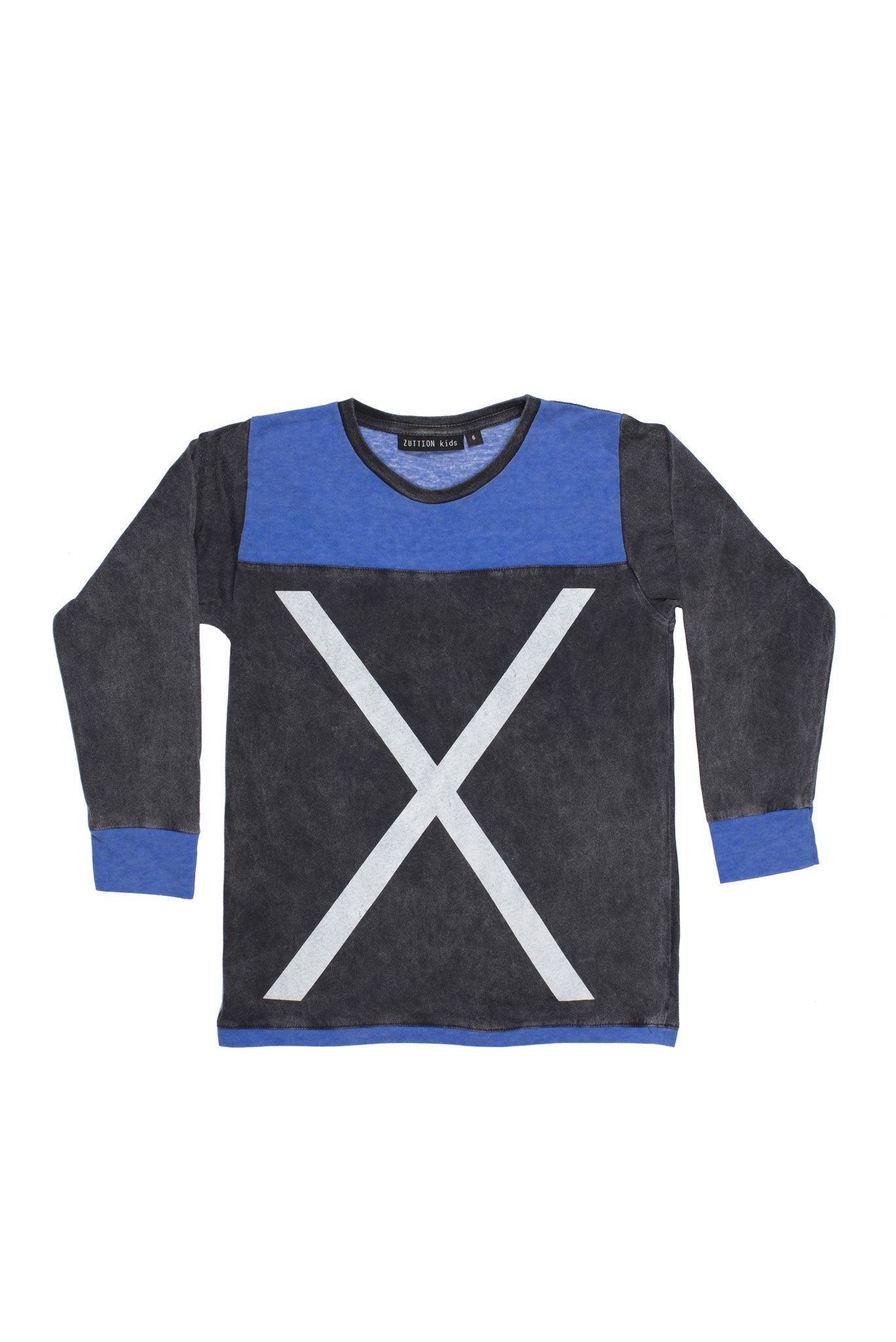 X Long sleeve Raglan by Zuttion | Sweet Threads