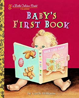 A Little Golden Book Baby's First Book | Sweet Threads