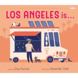 Los Angeles Is... | Sweet Threads