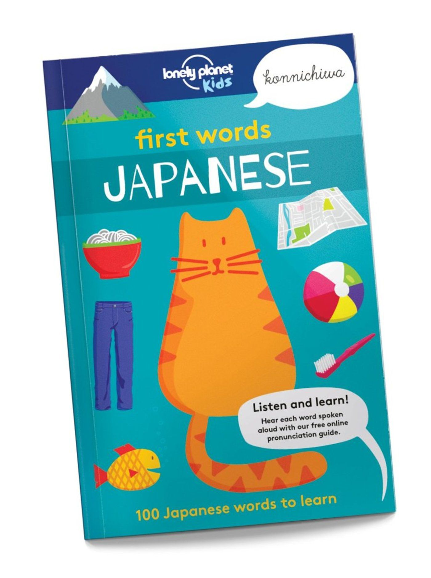 Lonely Planet Kids: First Words Japanese | Sweet Threads