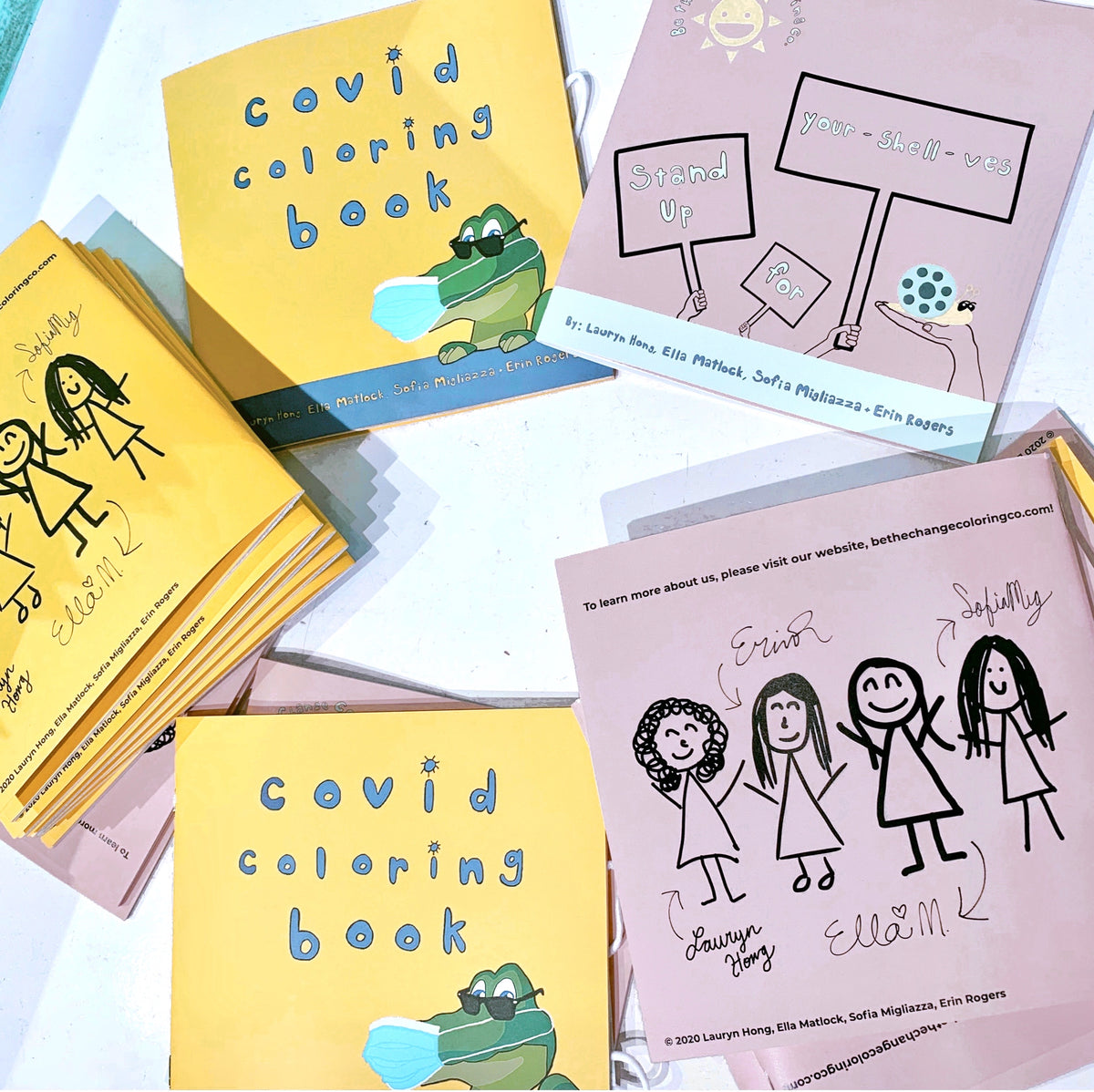 Be the Change Coloring Co Coloring Books