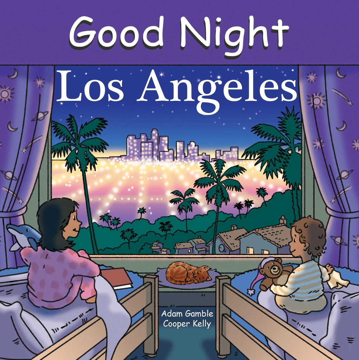Good Night Los Angeles | Sweet Threads