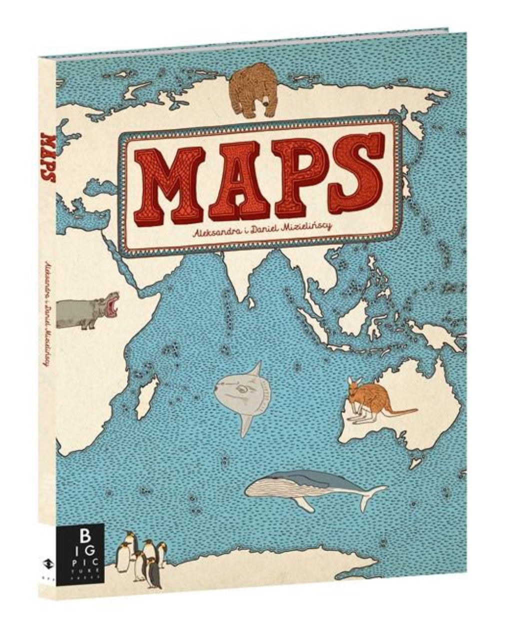 MAPS Book | Sweet Threads