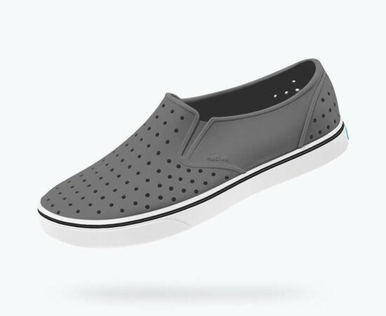 Natives Miles Child in Dublin Grey/Shell White