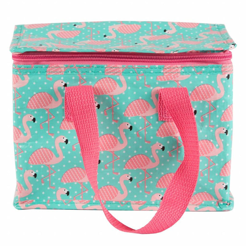 Sass and Belle Tropical Flamingo Lunch Bag | Sweet Threads