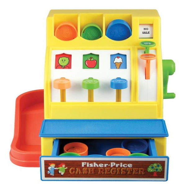 Schylling Fisher Price Cash Register | Sweet Threads