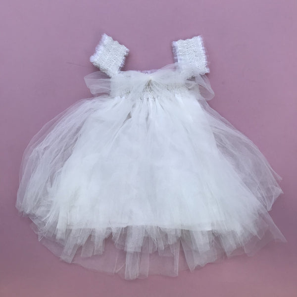 Luna Luna Collection Elizia Dress in Snow | Sweet Threads