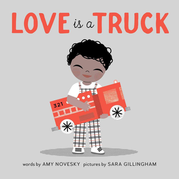 Love is a Truck | Sweet Threads