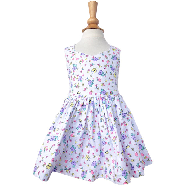 Paush The Lucy Dress in Vintage Pastel Florals | Sweet Threads