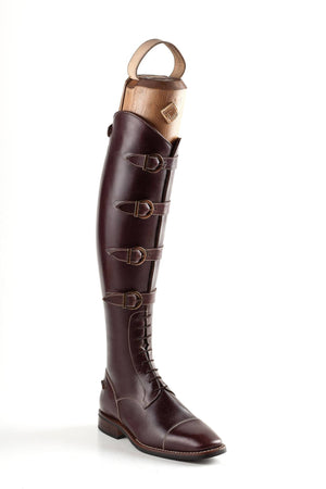 De Niro Buckle Boot Front Side View