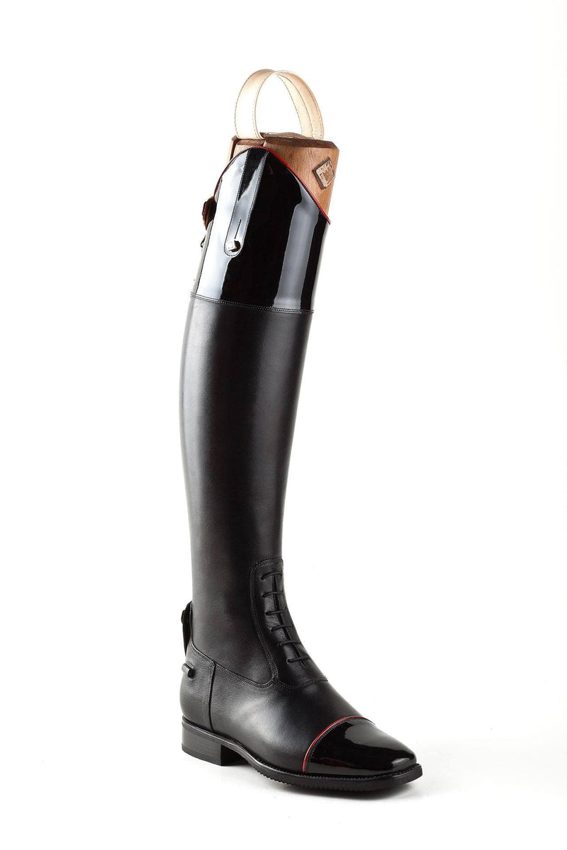 De Niro Rose Boot Front Side View