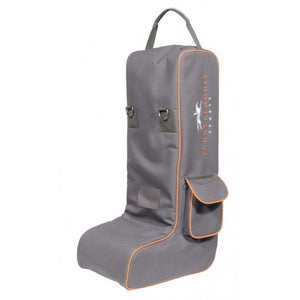 Schockemohle Boot Bag Grey/Orange